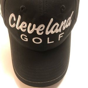 NWOT • Cleveland Golf baseball hat